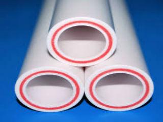 Трубы полипропиленовые, для горячего водоснабжения диаметр 30 мм