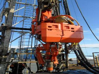 Система верхнего силового привода буровой установки, SAM-450