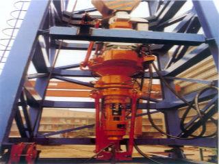 Система верхнего силового привода буровой установки Svp-2