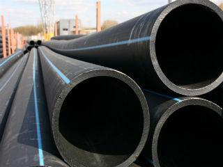 Трубы полиэтиленовые, канализационные, диаметр 400 мм