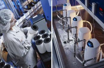 Применение угольных фильтров в промышленности.