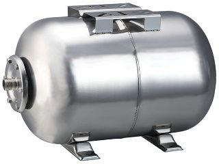 Гидробак универсальный, 90 л, алюминиевый