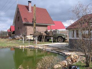 Процедура бурения скважины на воду на частном участке
