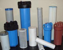 Несколько фильтров для грубой и тонкой очистки воды