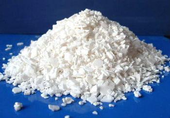 Очищенный и измельченный сульфат алюминия для бытового употребления