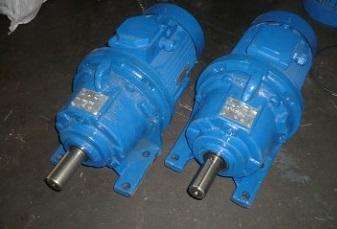 Мотор редуктор ЗМП для буровой установки