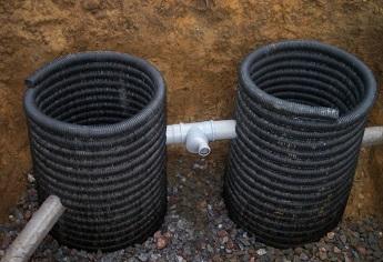 Процесс монтажа канализационного колодца