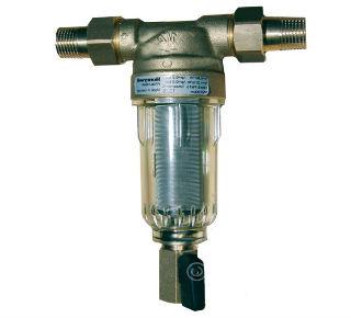 Еще одна модель фильтра промывного типа, входной диаметр 1/2 дюйма