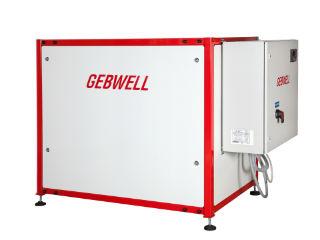 Геотермальный тепловой насос типа G типа