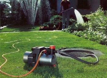 Поверхностный дренажный насос для откачки воды из канализации