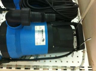 Джилекс Дренажник в коробке с базовой комплектацией