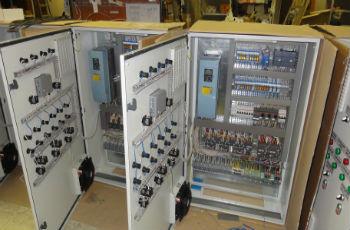 Промышленная станция управления насосной группой