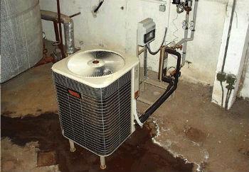 Тепловой насос, созданный на производстве