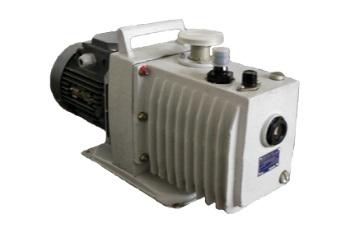 Пластинчато-роторный вакуумный насос