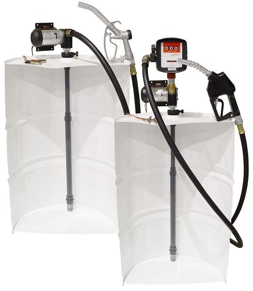 Электрические насосы для перекачки топлива