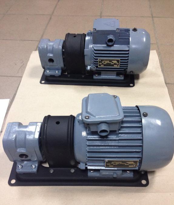 Шестеренные агрегаты обладают простой конструкцией