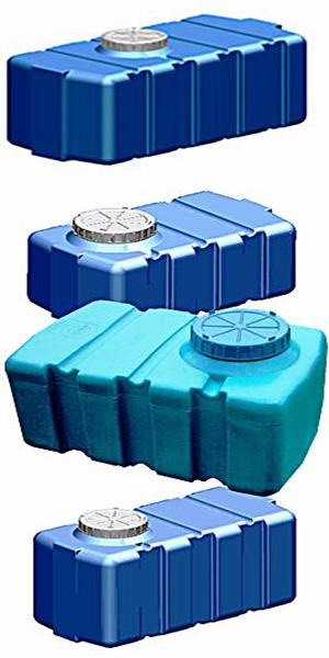 Резервуары для сточных вод