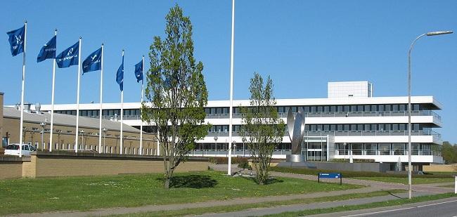 Головной офис Grundfos в городе Бьеррингбро в Дании