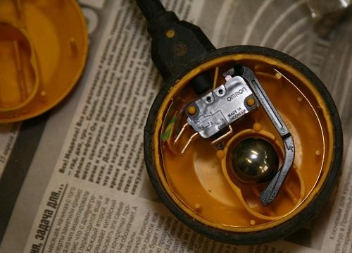 Ремонт поплавкового выключателя