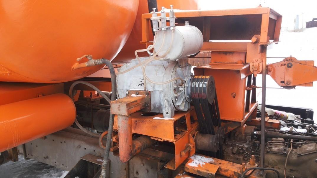 Насос для ассенизаторской машины КО-505А