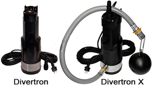 Насосы Divertron и Divertron Х