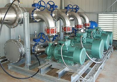 Насосы с магнитной муфтой широко применяют в АПК и на производстве