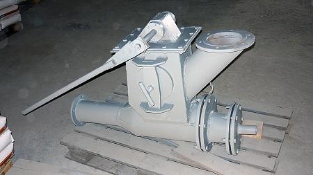 Струйный насос для цемента