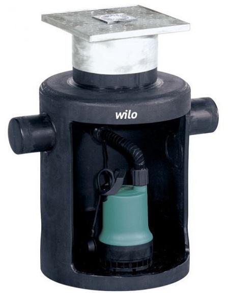 Напорная установка Wilo-DrainLift BOX 32/11