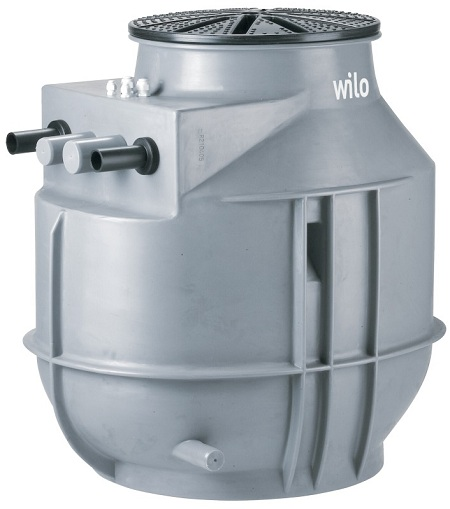 Насосная станция Wilo-DrainLift WS 40-50