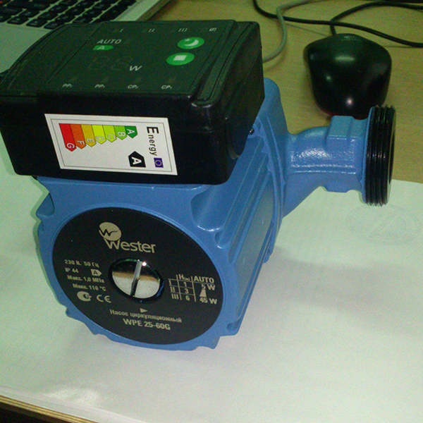Насос Wester WPE 25-60g