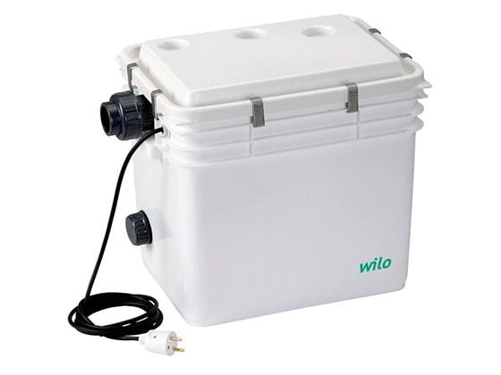 Дренажная установка Wilo DrainLift TMP 40