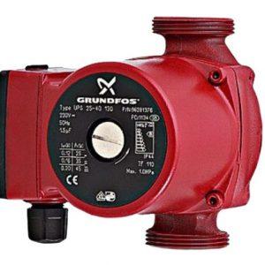 UPA 15-90 – повысительный насос с 'мокрым' ротором от компании Grundfos