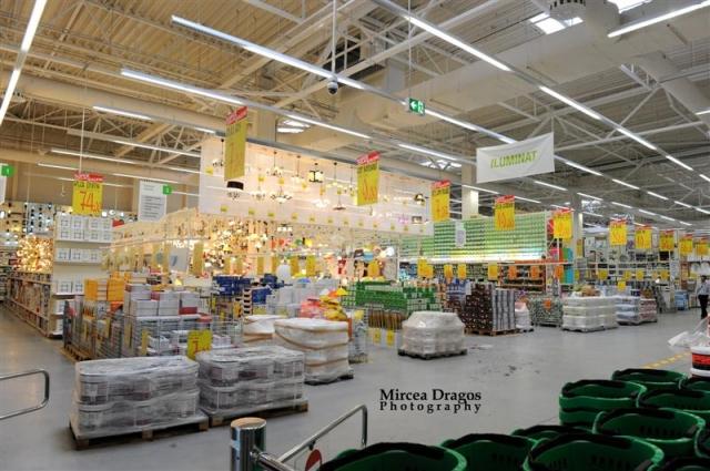 В Леруа Мерлен представлен широкий асортимент товаров широкого профиля