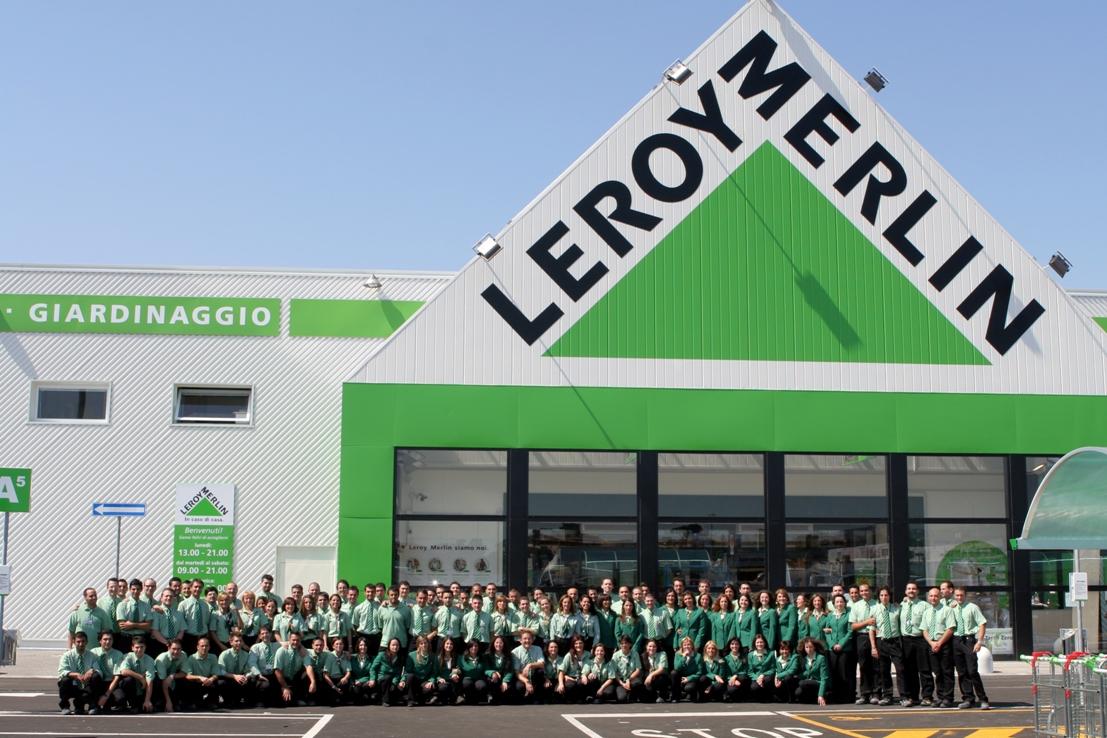 Гипермаркеты Леруа Мерлен славятся профессиональными командами сотрудников
