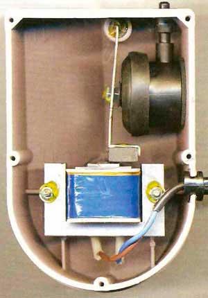 Самодельный вибрационный компрессор для аквариума