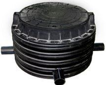 Разновидности и особенности монтажа кабельных колодцев